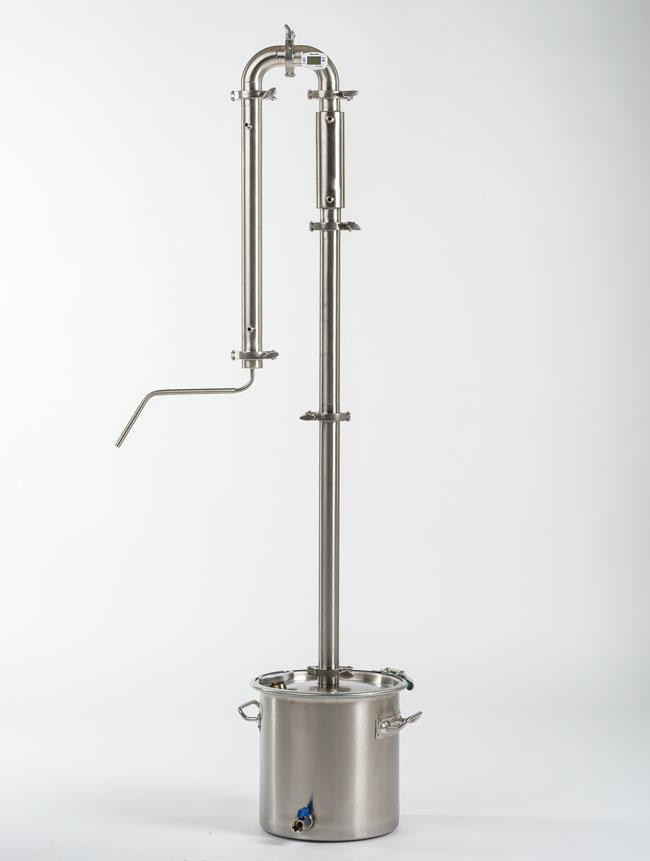 Самогонный аппарат wein 12 литров пивоварня домашняя купить в омске
