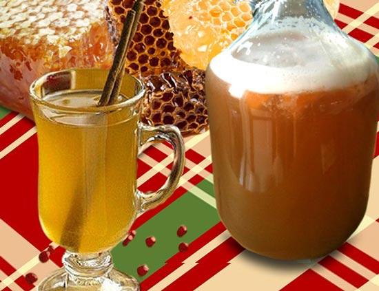 Как приготовить самогон из мёда