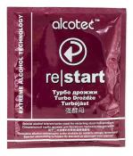Спиртовые дрожжи Alcotec Restart Turbo