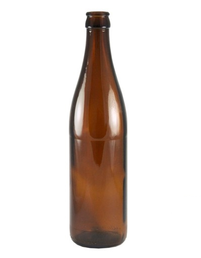 Бутылка 0,5 л ПИВНАЯ (коричневая)