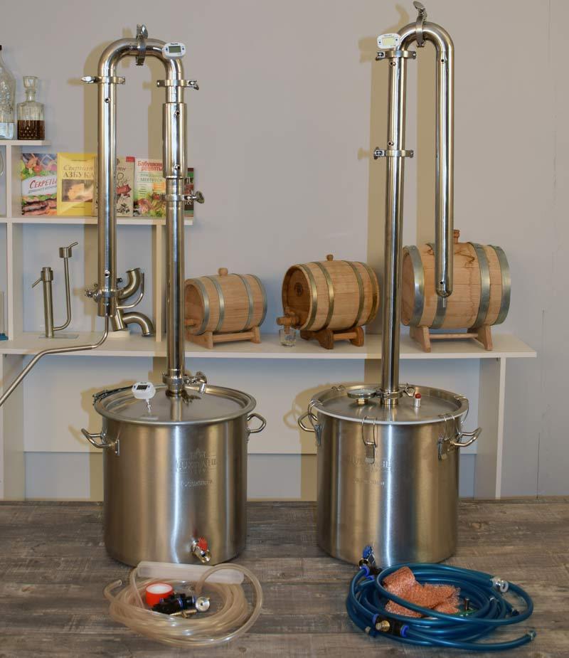 Wein 4 или Luxstahl Master: что лучше?  Подробное сравнение аппаратов