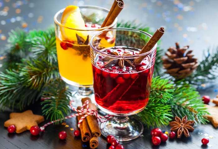 Что пьют в других странах на Новый год?