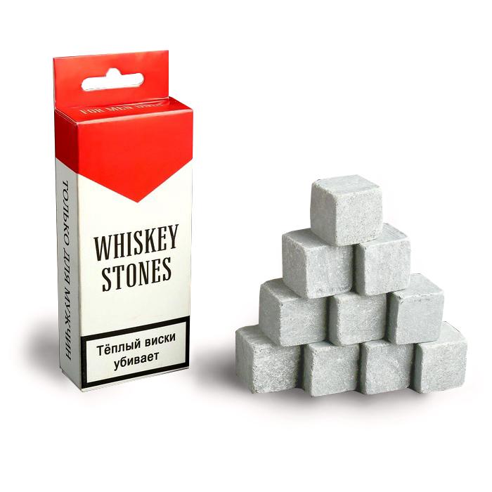 Камни для виски, 10 шт