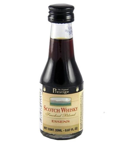 Эссенция PRESTIGE Smoked Blend Scotch Whisky Шотладский Виски, 20 мл*