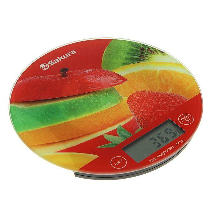 Федеральная акция на Весы кухонные Sakura SA-6076