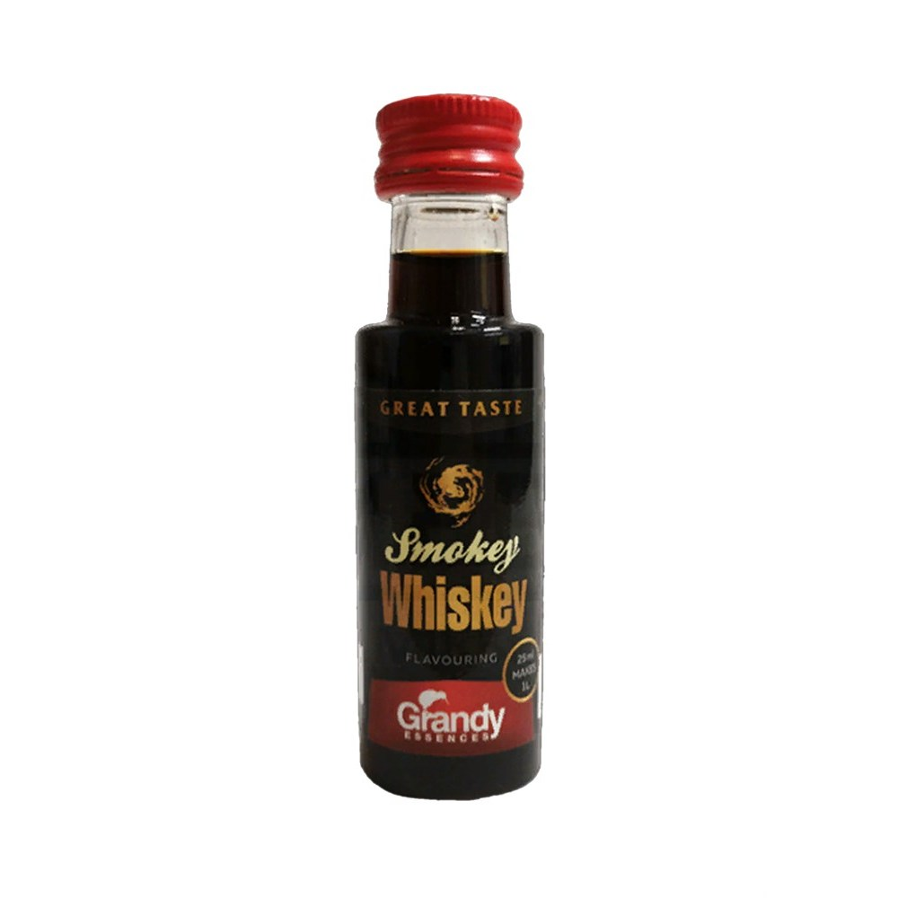 Эссенция GRANDY Smokey Whiskey, 25 мл