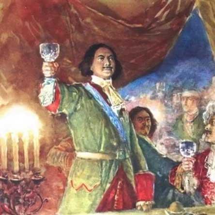 Какое отношение имеет царь Петр Первый к русскому церковному кагору?