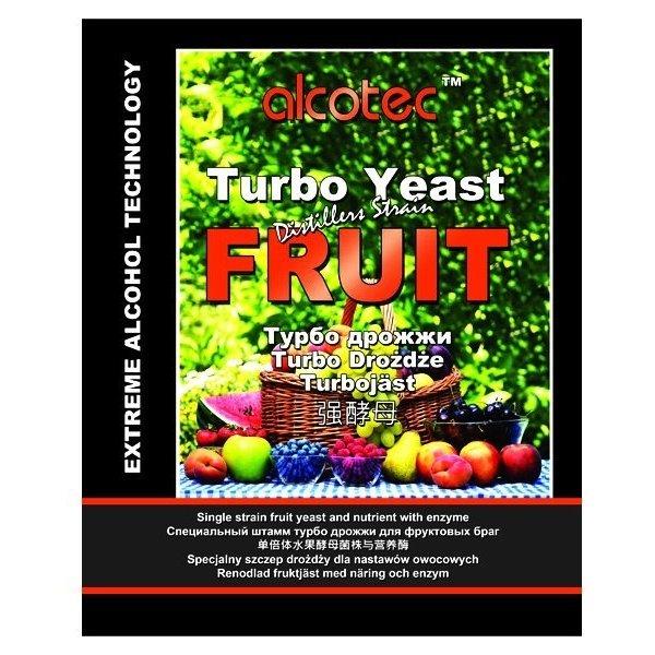 Дрожжи спиртовые ALCOTEC Fruit