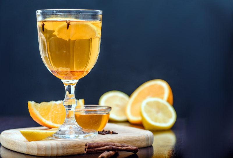 Грог в домашних условиях: особенный рецепт с добавлением меда