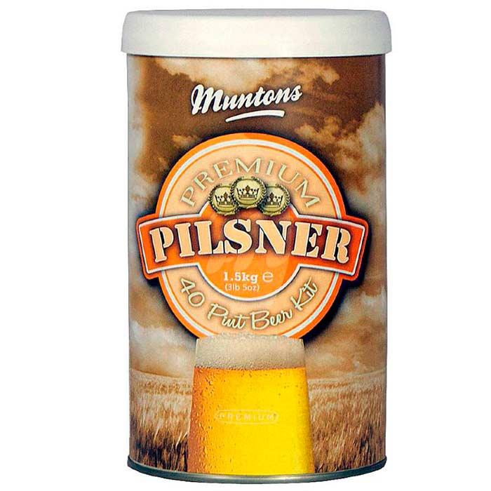 Экстракт солодовый MUNTONS Pilsner