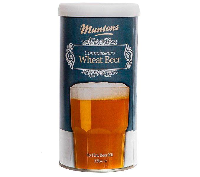Экстракт солодовый MUNTONS Professional Wheat Beer