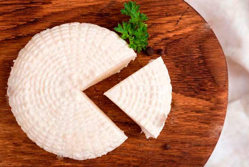 Простой рецепт вкусного имеретинского сыра