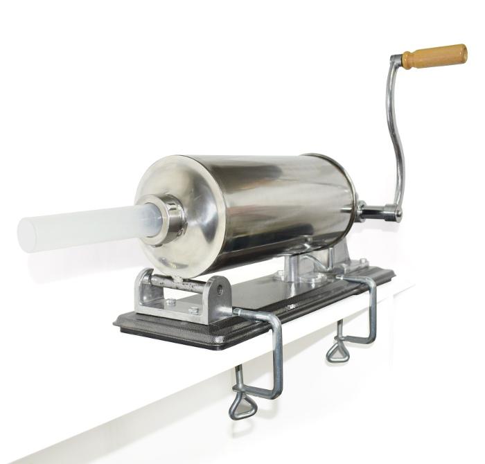 Шприц колбасный на 4 кг горизонтальный