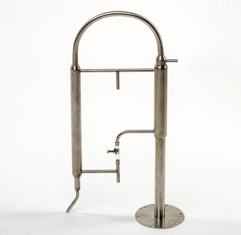 Купить пленочная колонна для самогонного аппарата самогонный аппарат с двумя сухопарниками в ногинске