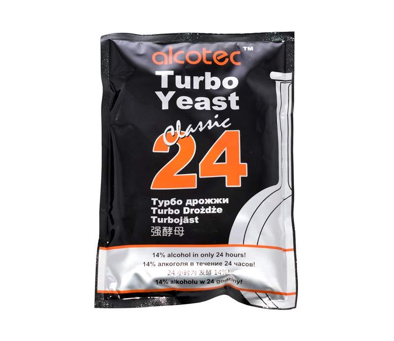 Дрожжи Alcotec 24 Turbo, 175 г