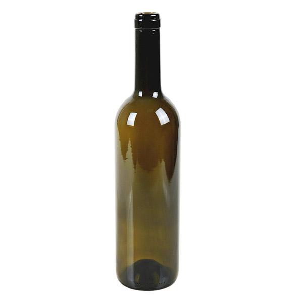 Бутылка 0,7 л ВИННАЯ (без пробки)