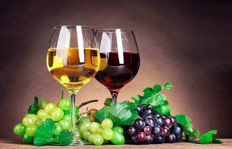 2 простых рецепта домашнего вина из винограда