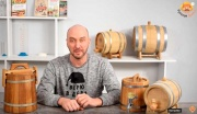 Видео Русская Дымка — Кадка, бочка и жбан: что зачем?