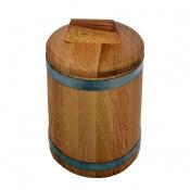 Кадка дубовая для засолки, 30 л