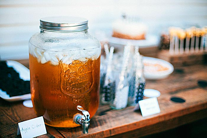 Сидр из яблочного сока: простой и недорогой рецепт