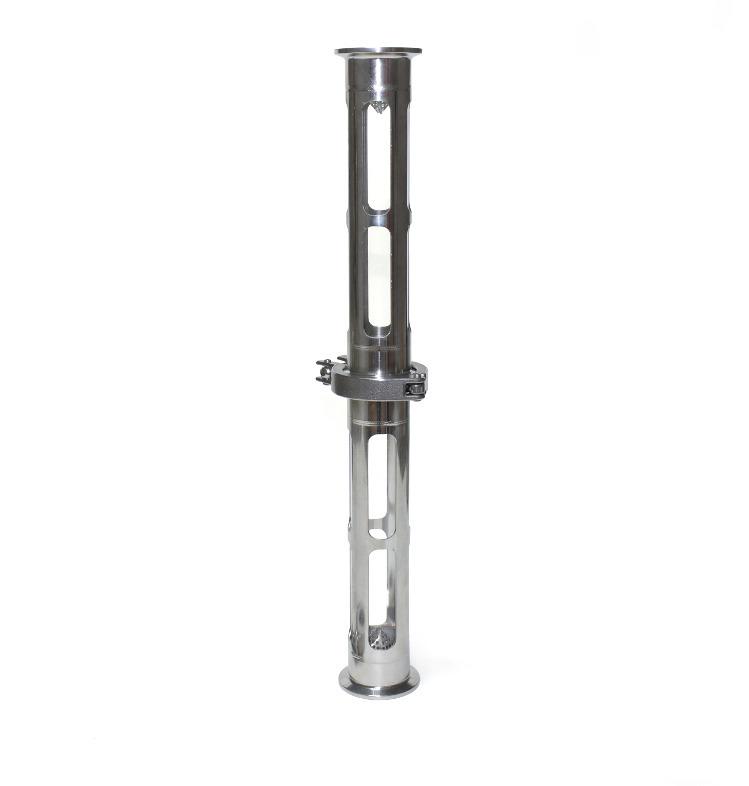 Царга-диоптр на 2 дюйма, 395 мм