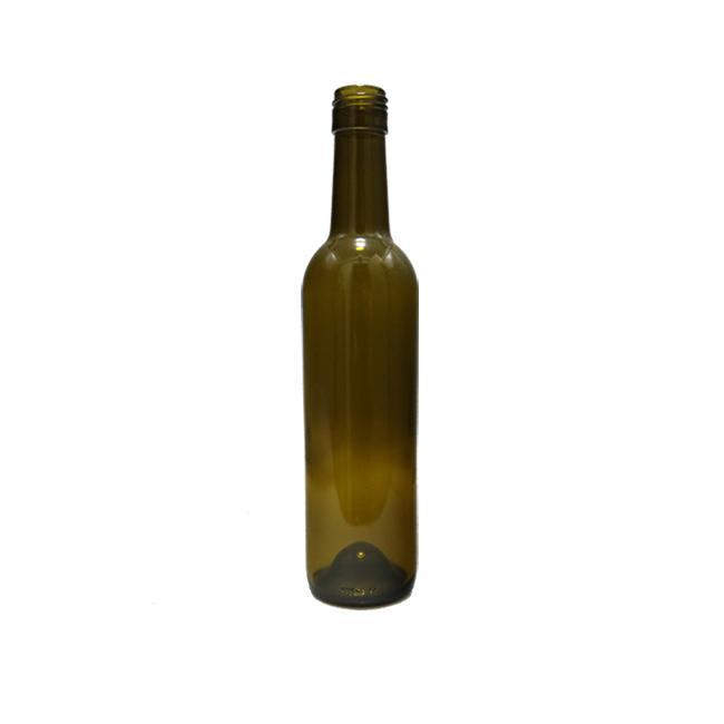 Бутылка 0,375 л Винная (без пробки)