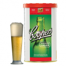 Солодовый экстракт «Coopers European Lager»