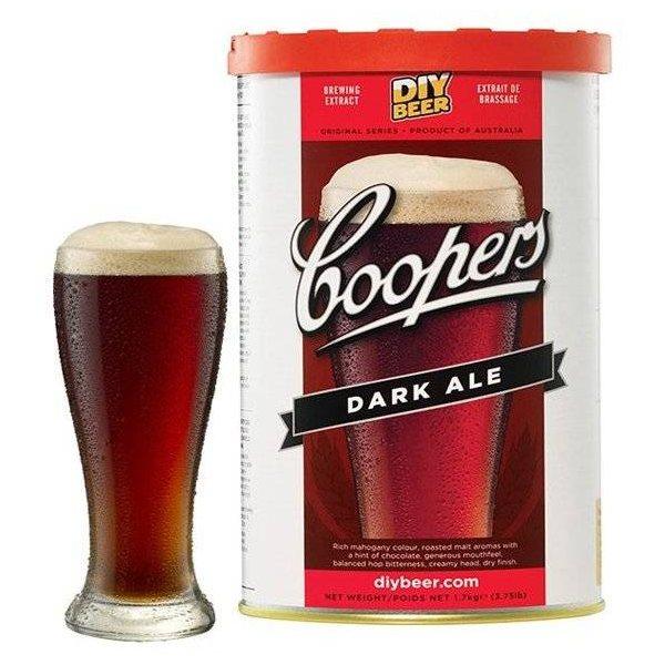 Куперс - пивной экстракт Coopers Dark Ale