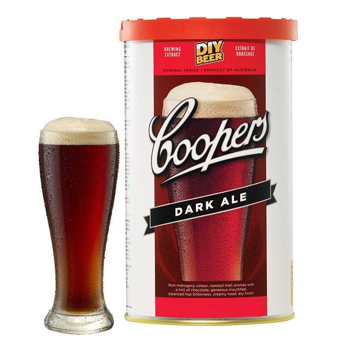 Солодовый экстракт «Coopers Classic Old Dark»