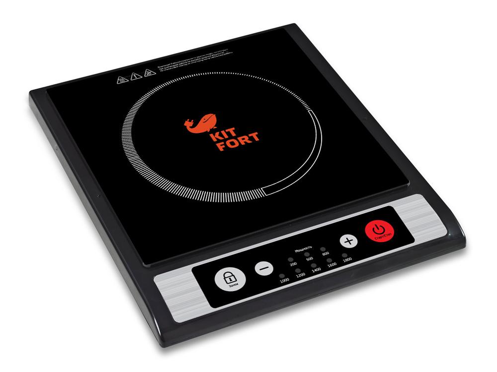 Индукционная плита Kitfort КТ-107