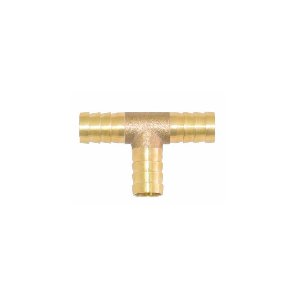 Тройник латунный для самогонного аппарата, 8 мм