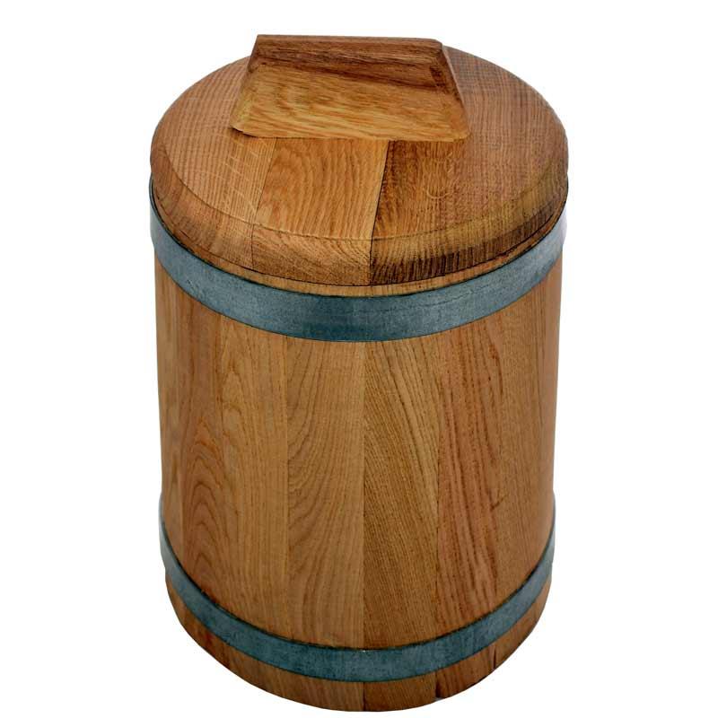 Кадка дубовая для засолки, 50 л*