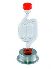 Гидрозатвор с переходником на кламп, 2 дюйма