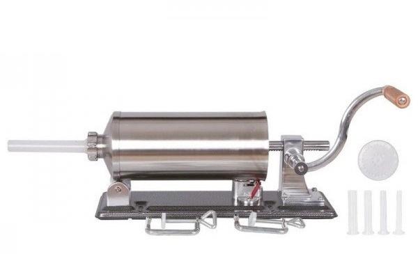 Шприц для набивки колбас на 5 кг горизонтальный