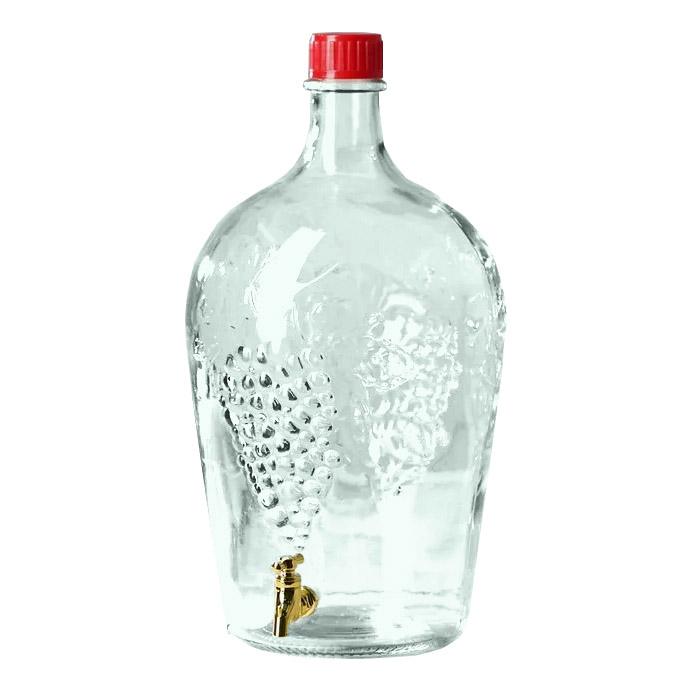 Бутыль-декор 4,5 л РОВОАМ С КРАНОМ