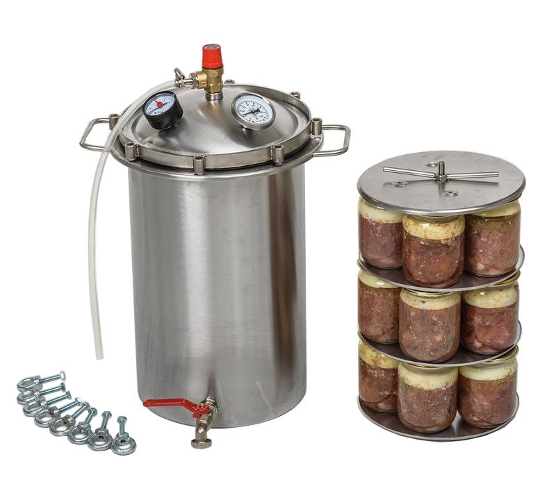 Автоклав для домашнего консервирования купить красноярск самогонный аппарат тульского завода