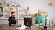 Видео Русская Дымка — Новая мини пивоварня: интервью с конструктором-разработчиком Матвеем