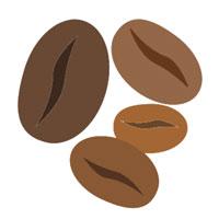 Кофе в зернах натуральный