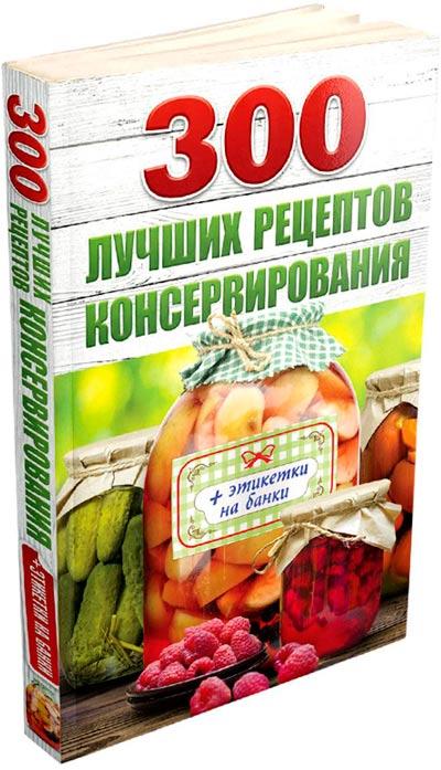 300 Лучших рецептов консервирования*
