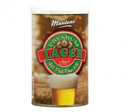 Экстракт солодовый MUNTONS Lager
