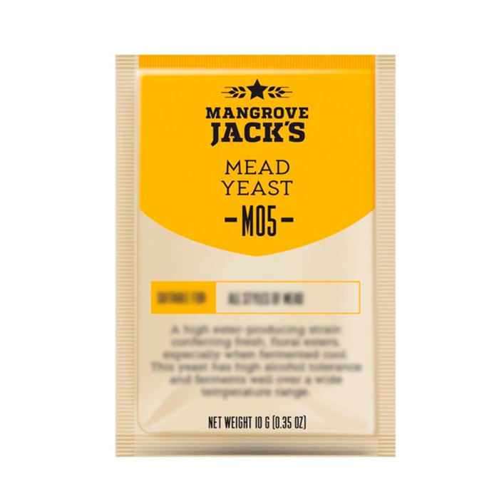Дрожжи пивные MANGROVE JACK'S Mead M05