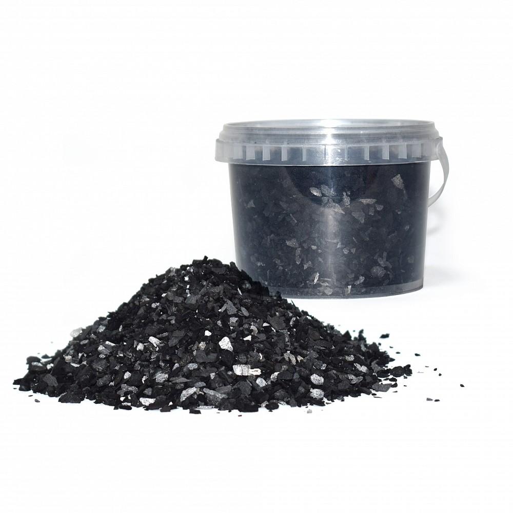 Активированный уголь БАУ-А, 0.5 л