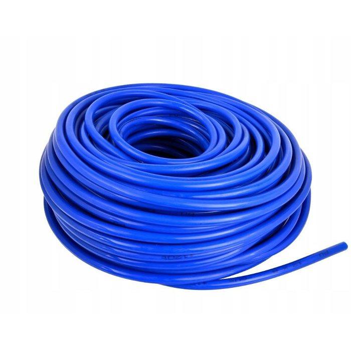 Шланг полиуретановый, 10 мм (синий)