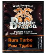 Турбо дрожжи DoubleDragon Rum , 72 г