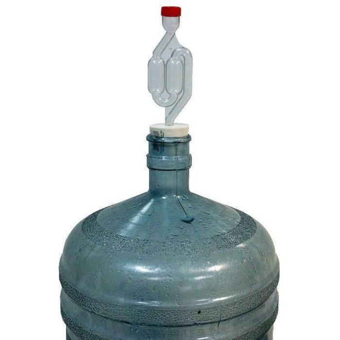 Пробка на бутыль 48/44 мм (белая)
