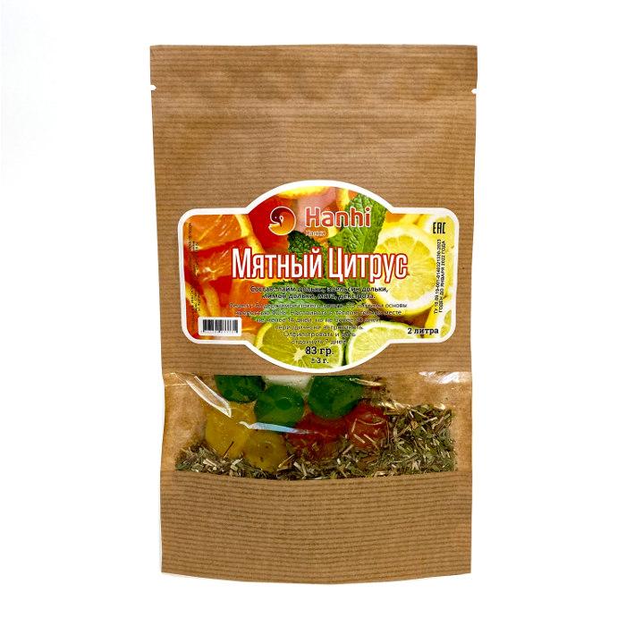 Набор трав и специй Мятный цитрус