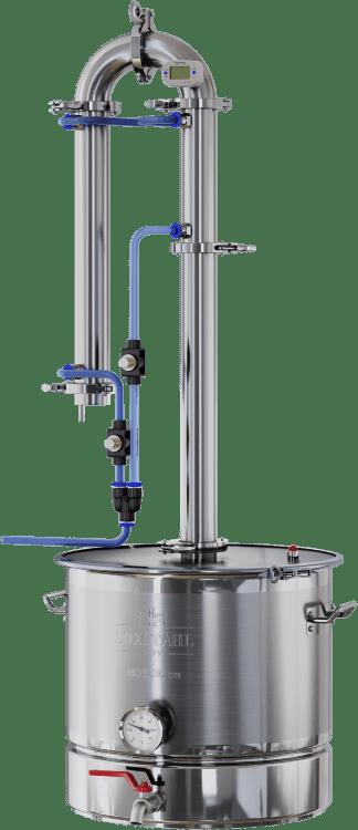Бытовой дистиллятор Люкссталь-5 50 л с тэном
