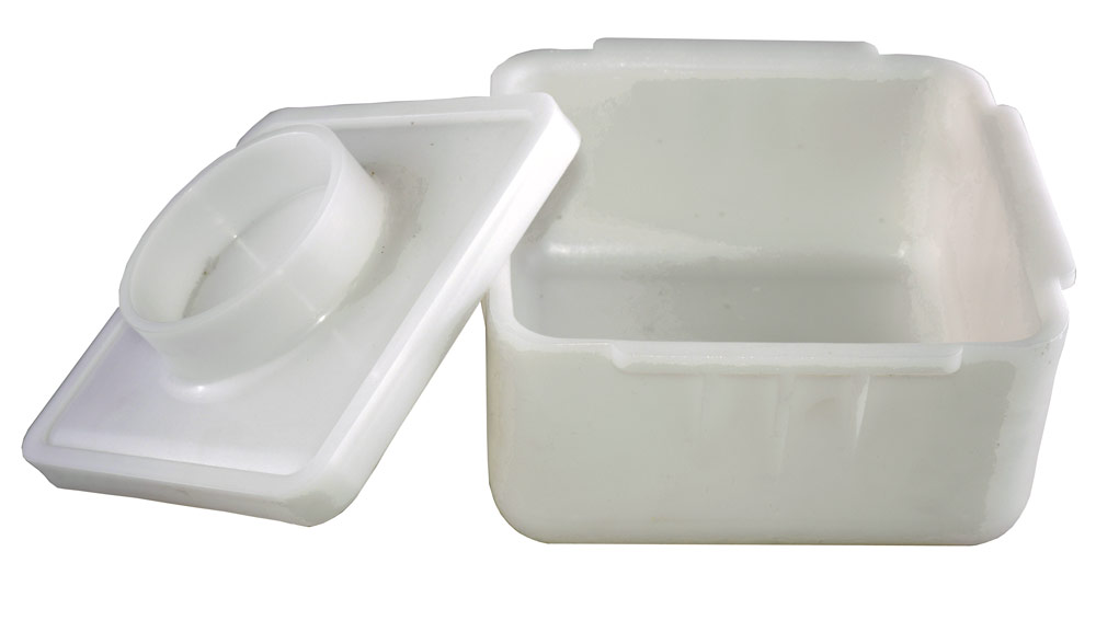 Акция на Форма для сыра под пресс квадратная на 3,5-4 кг