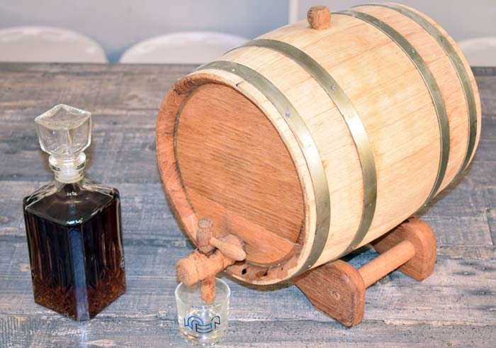 Рецепт бурбона: делаем элитный виски в домашних условиях