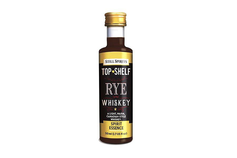 Эссенция Still Spirits Top Shelf Rye Whiskey